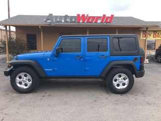 2012 Jeep Wrangler 4X4 Unlimited Rubicon in Marble Falls, TX 78654