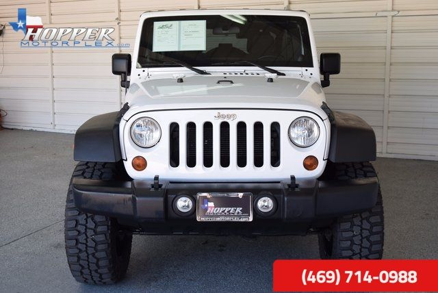 2012 Jeep Wrangler Unlimited Rubicon in McKinney, Texas 75070