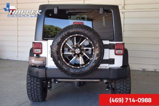 2012 Jeep Wrangler Unlimited Rubicon in McKinney Texas, 75070