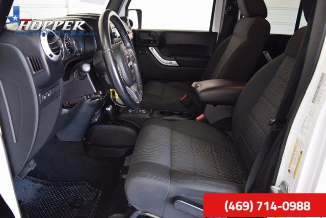 2012 Jeep Wrangler Unlimited Rubicon in McKinney Texas, 75070