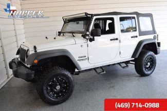 2012 Jeep Wrangler Unlimited Sport LIFTED!! HLL in McKinney Texas, 75070