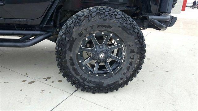 2012 Jeep Wrangler Unlimited Sahara in McKinney, Texas 75070