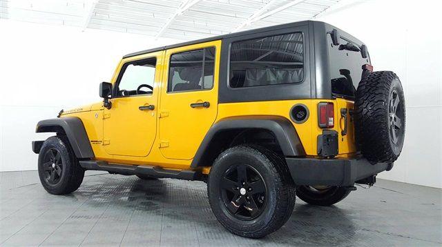 2012 Jeep Wrangler Unlimited Rubicon in McKinney, Texas 75070