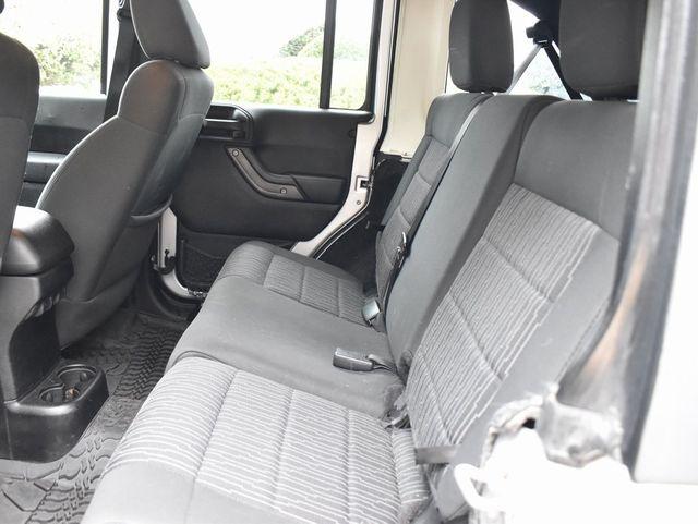 2012 Jeep Wrangler Unlimited Sport in McKinney, Texas 75070