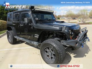 2012 Jeep Wrangler Unlimited Sport in McKinney, Texas 75070