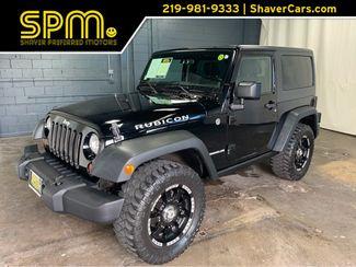 2012 Jeep Wrangler Rubicon in Merrillville, IN 46410