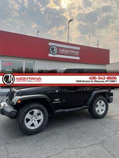 2012 Jeep Wrangler Sahara in Missoula, MT 59801