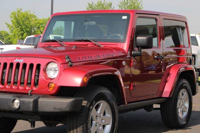 2012 Jeep Wrangler Rubicon 4X4 - POWER PKG - BLUETOOTH! Mooresville , NC 24