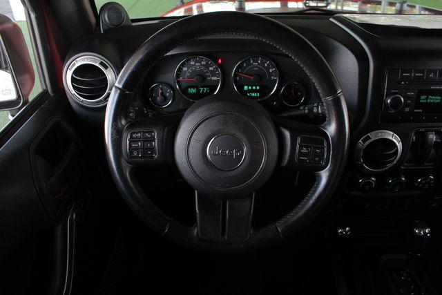 2012 Jeep Wrangler Rubicon 4X4 - POWER PKG - BLUETOOTH! Mooresville , NC 4