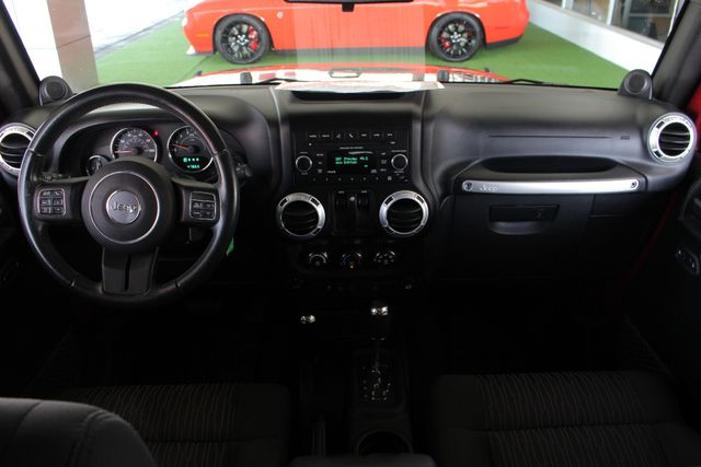 2012 Jeep Wrangler Rubicon 4X4 - POWER PKG - BLUETOOTH! Mooresville , NC 27