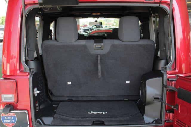 2012 Jeep Wrangler Rubicon 4X4 - POWER PKG - BLUETOOTH! Mooresville , NC 10