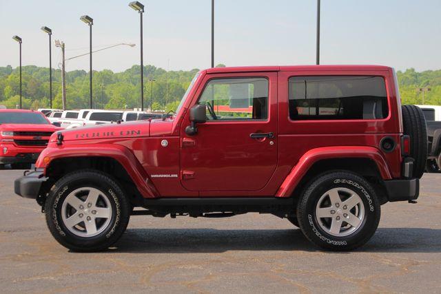 2012 Jeep Wrangler Rubicon 4X4 - POWER PKG - BLUETOOTH! Mooresville , NC 14