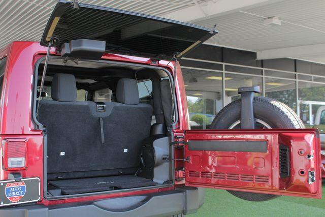 2012 Jeep Wrangler Rubicon 4X4 - POWER PKG - BLUETOOTH! Mooresville , NC 39