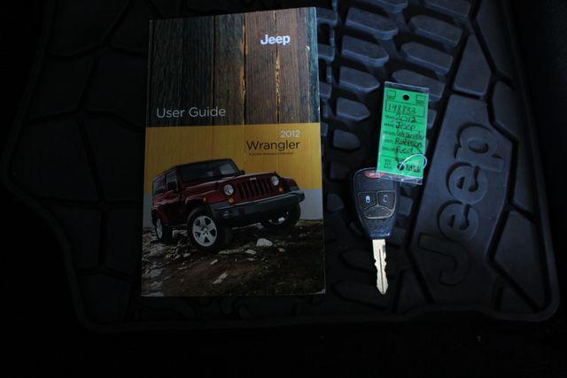2012 Jeep Wrangler Rubicon 4X4 - POWER PKG - BLUETOOTH! Mooresville , NC 17