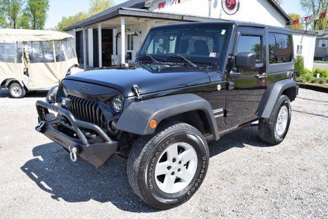 2012 Jeep Wrangler Sport in Mt. Carmel, IL