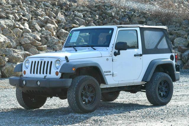 2012 Jeep Wrangler Sport Naugatuck, Connecticut