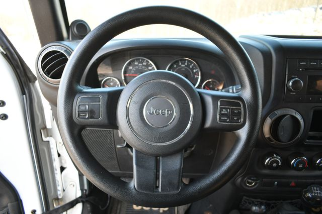 2012 Jeep Wrangler Sport Naugatuck, Connecticut 12