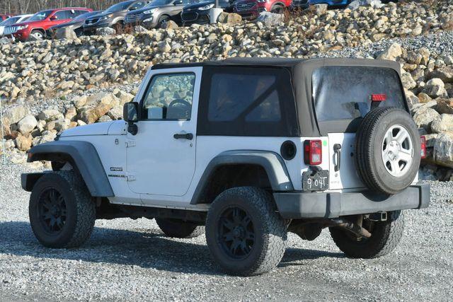 2012 Jeep Wrangler Sport Naugatuck, Connecticut 2