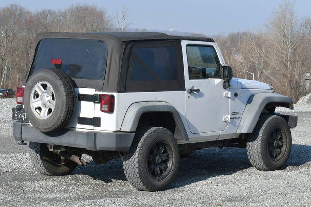 2012 Jeep Wrangler Sport Naugatuck, Connecticut 4