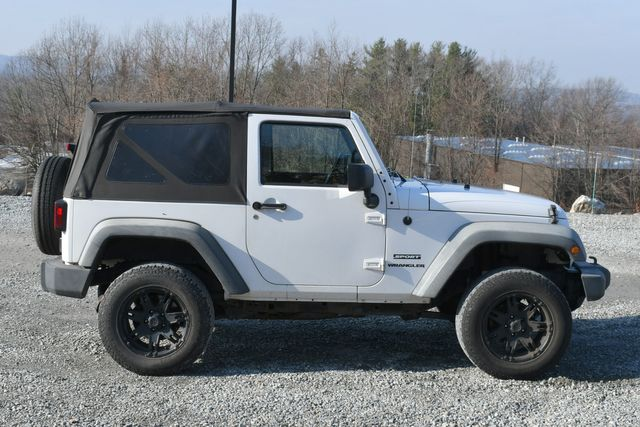 2012 Jeep Wrangler Sport Naugatuck, Connecticut 5
