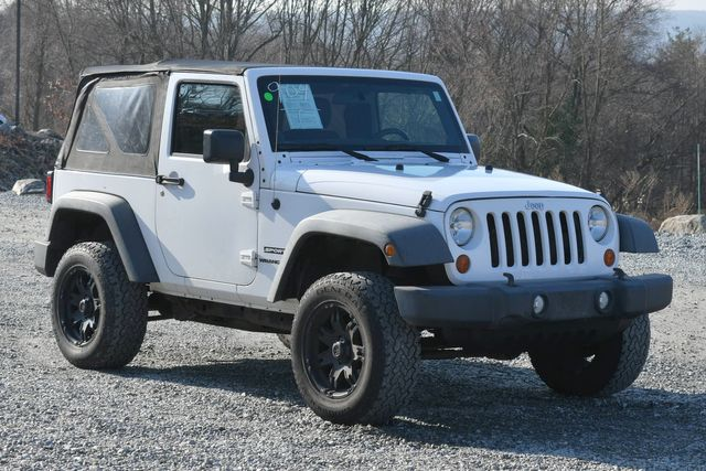 2012 Jeep Wrangler Sport Naugatuck, Connecticut 6