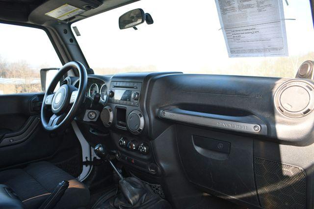 2012 Jeep Wrangler Sport Naugatuck, Connecticut 8