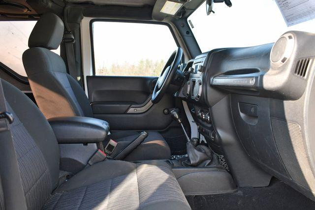 2012 Jeep Wrangler Sport Naugatuck, Connecticut 9