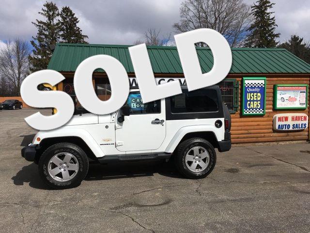 2012 Jeep Wrangler Sahara 4x4 Ontario, OH