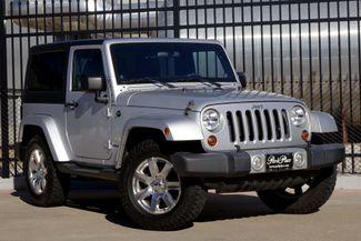 2012 Jeep Wrangler Sahara* 4x4* Nav* Hard Top* Automatic* EZ Finance*   Plano, TX   Carrick's Autos in Plano TX