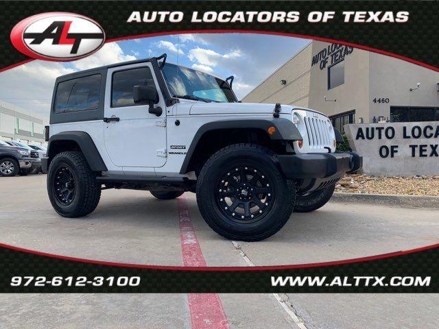 2012 Jeep Wrangler Sport in Plano, TX 75093