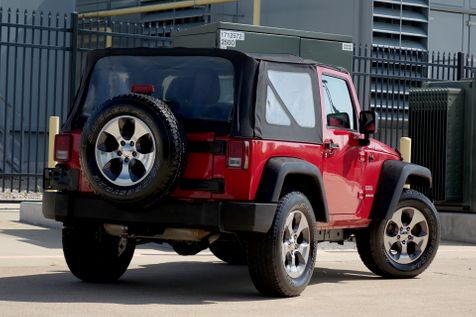 2012 Jeep Wrangler Sport*Manual*Soft Top*Only 88k mi* | Plano, TX | Carrick's Autos in Plano, TX