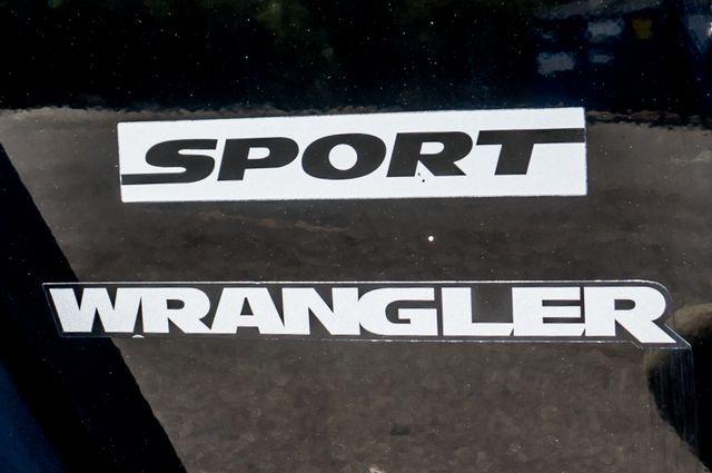 2012 Jeep Wrangler Sport Reseda, CA 39