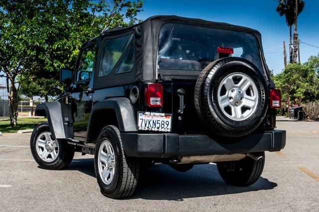 2012 Jeep Wrangler Sport Reseda, CA 7