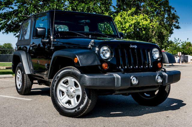 2012 Jeep Wrangler Sport Reseda, CA 37
