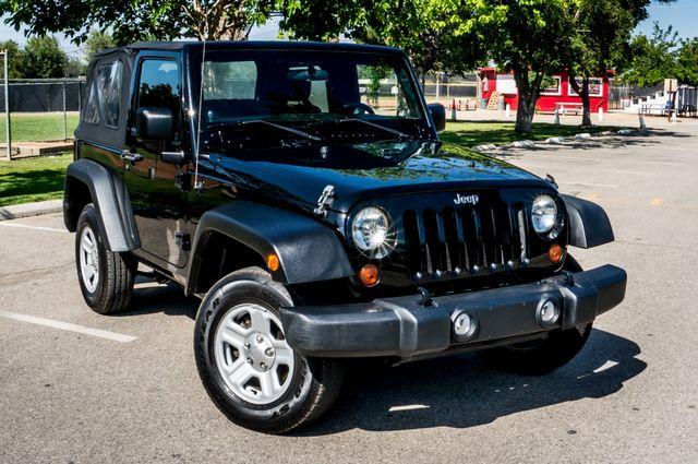 2012 Jeep Wrangler Sport Reseda, CA 36