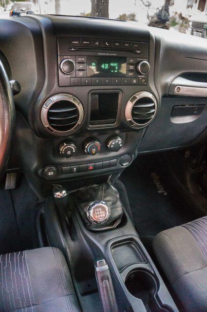 2012 Jeep Wrangler Sport Reseda, CA 20
