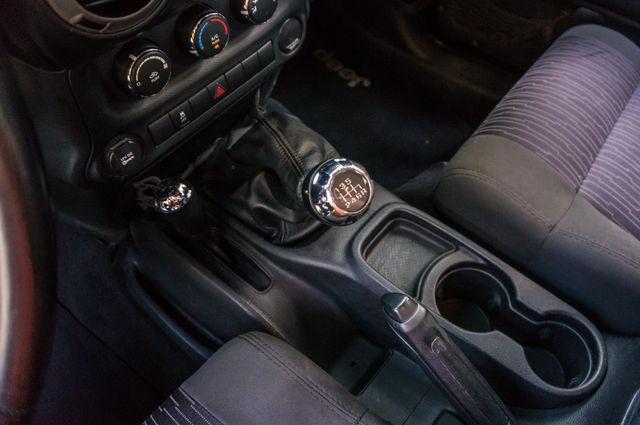 2012 Jeep Wrangler Sport Reseda, CA 23
