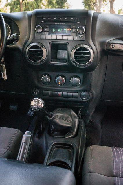 2012 Jeep Wrangler Sport Reseda, CA 19