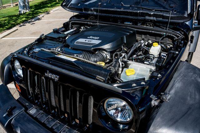 2012 Jeep Wrangler Sport Reseda, CA 30