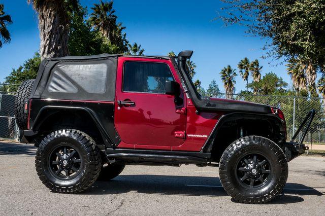 2012 Jeep Wrangler Rubicon in Reseda, CA, CA 91335