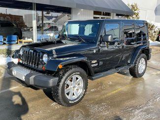 2012 Jeep Wrangler Unlimited Sahara in Richmond, MI 48062