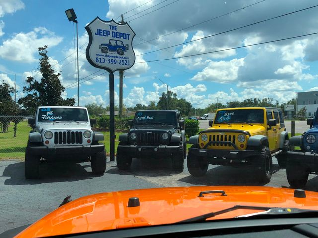 2012 Jeep Wrangler Sport Riverview, Florida 16