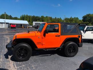 2012 Jeep Wrangler Sport Riverview, Florida 3