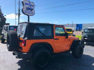 2012 Jeep Wrangler Sport Riverview, Florida 8