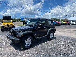 2012 Jeep Wrangler Sport 1-owner in Riverview, FL 33578