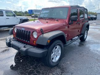 2012 Jeep Wrangler Unlimited Sport in Riverview, FL 33578