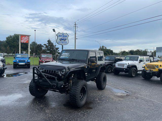 2012 Jeep Wrangler Sahara in Riverview, FL 33578