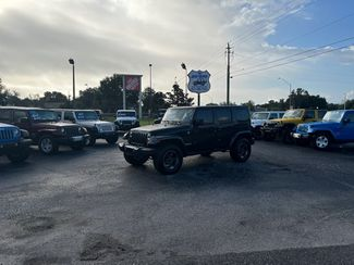 2012 Jeep Wrangler Unlimited Sahara in Riverview, FL 33578