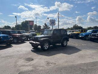 2012 Jeep Wrangler Sport in Riverview, FL 33578