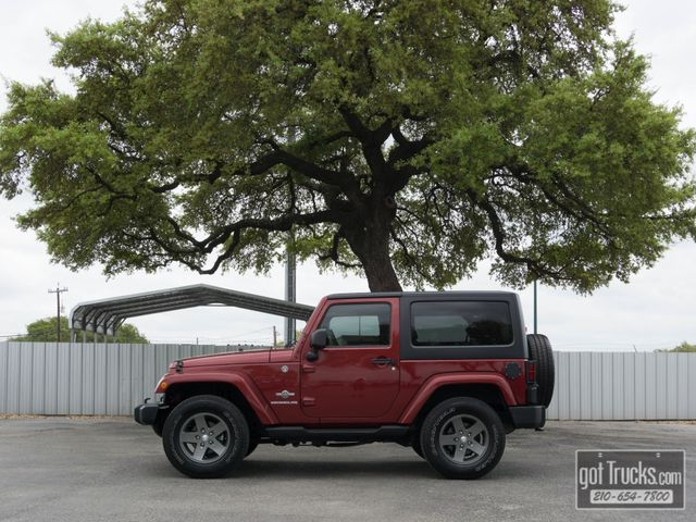 2012 Jeep Wrangler Freedom Edition 3.6L V6 4X4